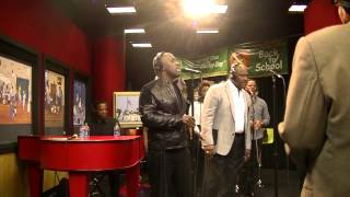 The 3 Winans Brothers (Marvin, Carvin and BeBe) performs If God Be For Us