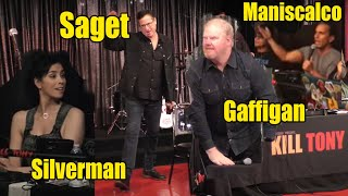 Gaffigan, Silverman, Maniscalco, And Saget - Kill Tony Guests Ep. 2 (Famous Comics)
