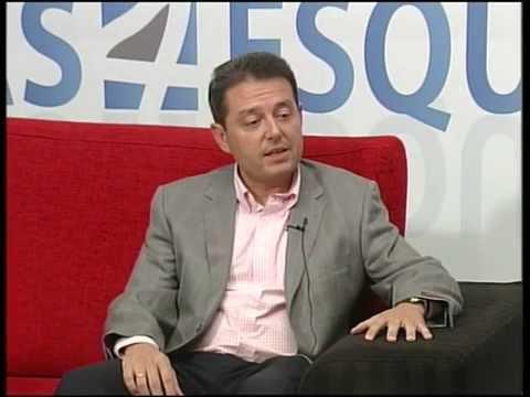 Jose Pérez Parra, neumólogo. Nos habla sobre la bronquitis cronica