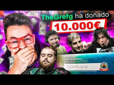 MI MAYOR DONACIÓN - TheGrefg