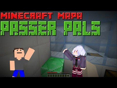 PASSER PALS - Minecraft mapa