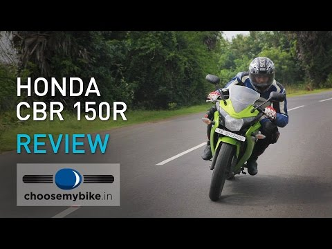 Honda CBR 150R - ChooseMyBike.in Review