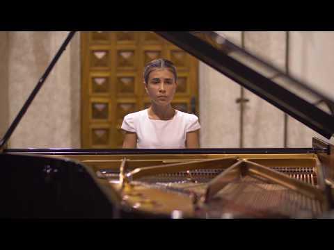 Extrait d'un récital d'Alexandra