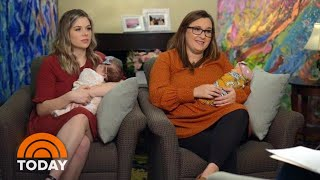 Women Open Up About Their Successful Uterus Transplants | TODAY