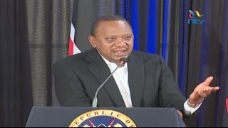 A frustrated Uhuru lashes out at anti-graft agencies - VIDEO