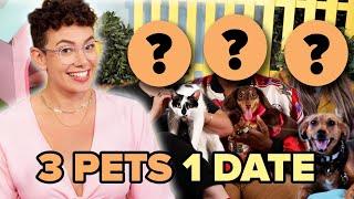 Single Woman Picks A Date Based On Their Pet thumbnail