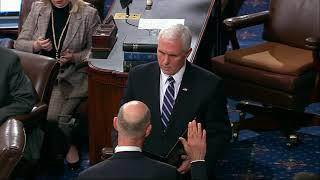 Rick Scott sworn in as Florida's freshman senator