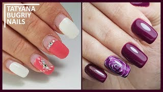 Correction AcryGel / Ideal BLINKS and Classy Top / Autumn Design Nails