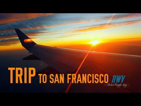 RWV:  Yav dav hlau mus San Francisco, CA - My trip from O-hare to Sanfrancicso