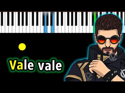 "DJ Алок - Vale Vale (""Free fire"" song) 