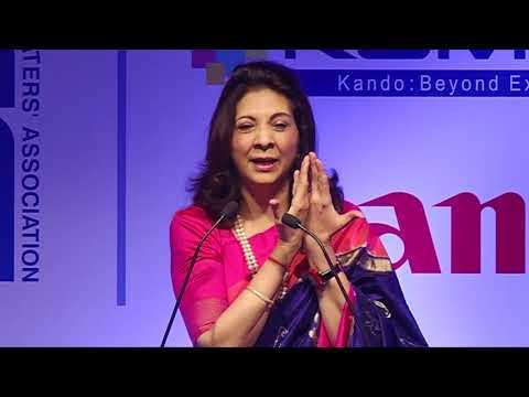 Dr. Indu Shahani @Print Summit 2018