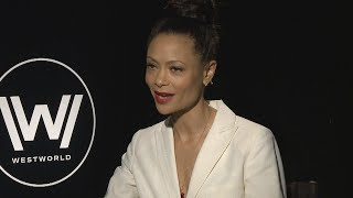 'Westworld' Season 2: Thandie Newton - Interview