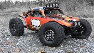 AXIAL YETI OVERHAUL - Pitbull RC Tires