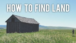 How To Search Online For Land For Sale