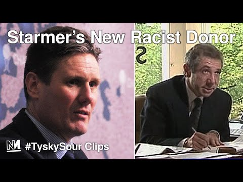 Keir Starmer Invites Islamophobic Racist Donor Back To Labour