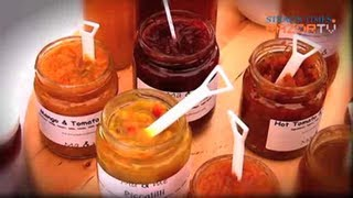 Curry jam and tasty dips (Farmers' market Pt 3)