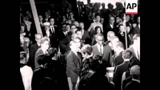 ROBERT KENNEDY FUNERAL - SOUND