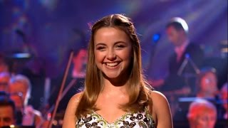 """Charlotte Church: """"Enchantment"""" from Cardiff, Wales (2001), full live concert in HD. Part 1 of 6."""