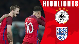 Germany 2-3 England | Goals & Highlights - dooclip.me