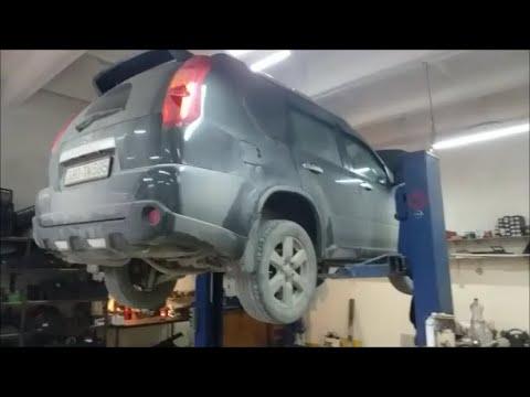Поехала в автосервис ремонтировать машину