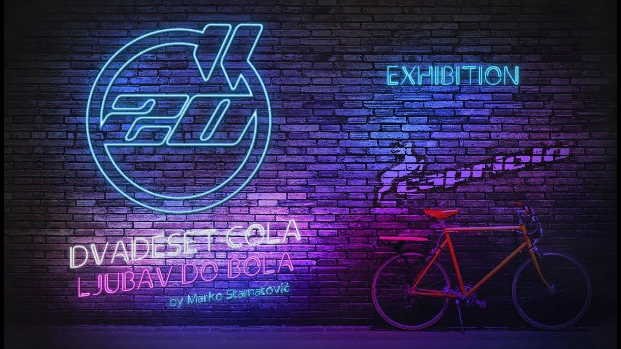 20 Cola - Izložba / The Exhibition