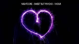 Nightcore   Sweet But Psycho   1 Hour