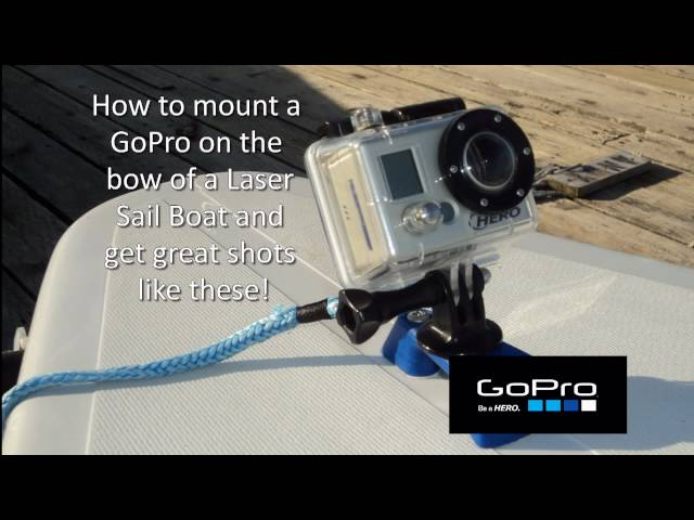 How To Mount a GoPro HERO on a Laser: GoPro Mounting Tips & Tricks