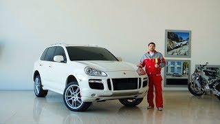 Подержанные автомобили. Вып.245. Porsche Cayenne