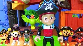 #Щенячий Патруль Новые Серии PIRATE PUPS Видео для  Детей PAW PATROL #Мультики с игрушками