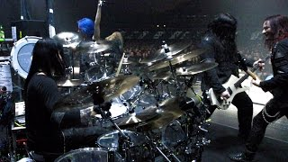 Daniel Erlandsson (Arch Enemy) - You Will Know My Name [drumcam]