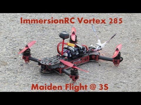immersionrc-vortex-285--3s-maiden-flight-filmed-by-spotter