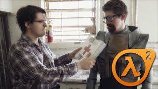 Half-Life 2: Have a Medkit