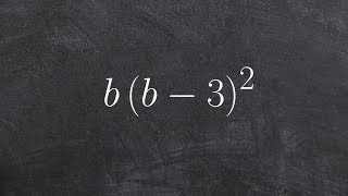 ALG2 Unit 4 How to classify a polynomial by expanding