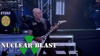 ANTHRAX - Caught In A Mosh (OFFICIAL LIVE CLIP)