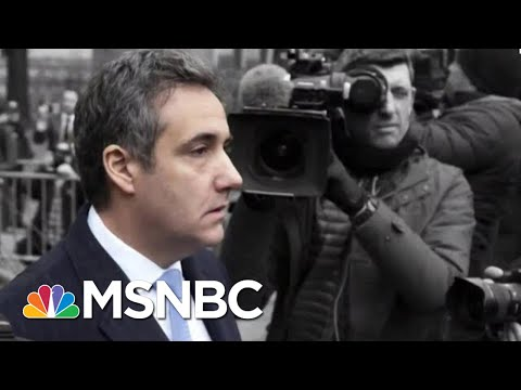 Cohen Gets 3 Years In Jail For Covering Up President Trump's 'Dirty Deeds'   The 11th Hour   MSNBC