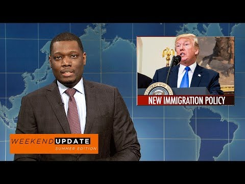 Weekend Update on White House Staffing Changes - SNL