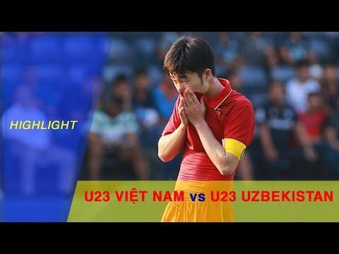 U23 Việt Nam lỡ hẹn với trận chung kết M-150 Cup sau trận thua U23 Uzbekistan