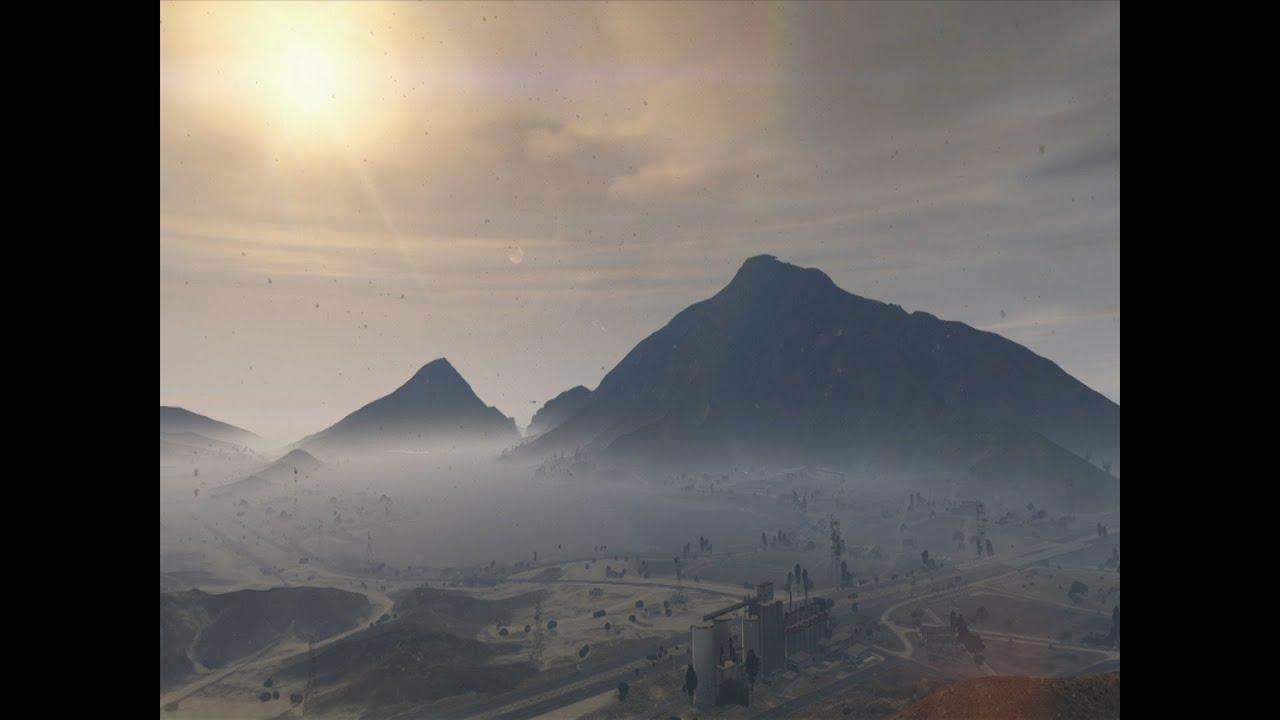 Man, Grand Theft Auto V Looks Breathtaking In Fast Forward…