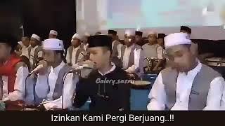 Izinkan Kami Pergi Berjuang-Syubbanul Muslimin