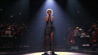 "true HD Haley Reinhart ""I (Who Have Nothing)"" Top 4 American Idol 2011 (May 11)"