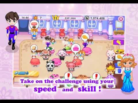 Video of Cinderella Cafe