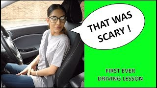 Learner Drivers First Ever Driving Lesson - What Happens On Driving Lesson #1