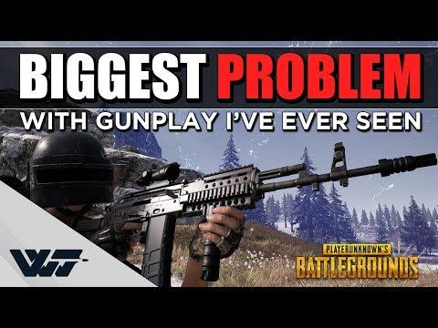 超怪的遊戲 PUBG 後座力跟你的FPS居然有差別