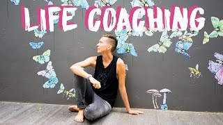 WHY YOU SHOULD GET A LIFE COACH & HOW TO FIND ONE