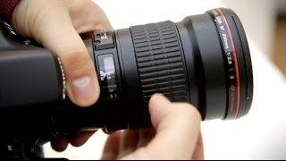 Canon 200mm f/2.8 USM 'L' ii lens review with samples (Full-frame and APS-C)