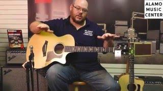 Taylor 100 vs. 300 vs. 600 Series Comparison - What Makes A Guitar Expensive?