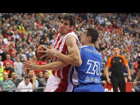 Highlights: Crvena Zvezda Telekom Belgrade-Neptunas Klaipeda