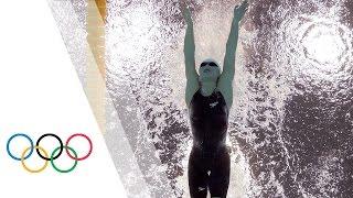 Jiao Liuyang sets Olympic Record - Women's 200m Butterfly | London 2012 Olympics Games