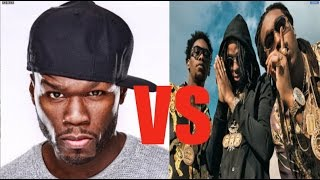 50 Cent Threatens to have Soulja Boy Enemies Killed