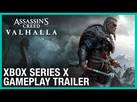 Watch This Assassin S Creed Valhalla Gets Its First Gameplay